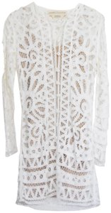 Stone Cold Fox Lace Bohemian Made In Usa Dress
