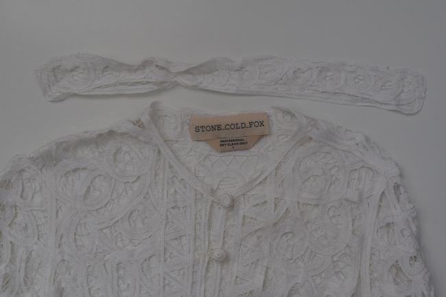 Stone Cold Fox Lace Bohemian Made In Usa Dress Image 7