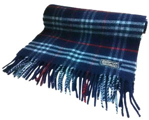 Burberry Burberry Novacheck Plaid Wool Long Scarf Muffler Wrap