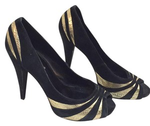 ALDO black and gold Formal