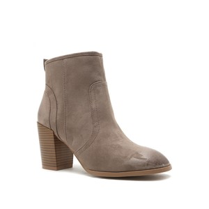 Qupid Taupe Boots