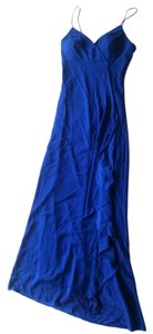De Laru by Sheila Yen Sparky Ruffle Surplice Prom Dress