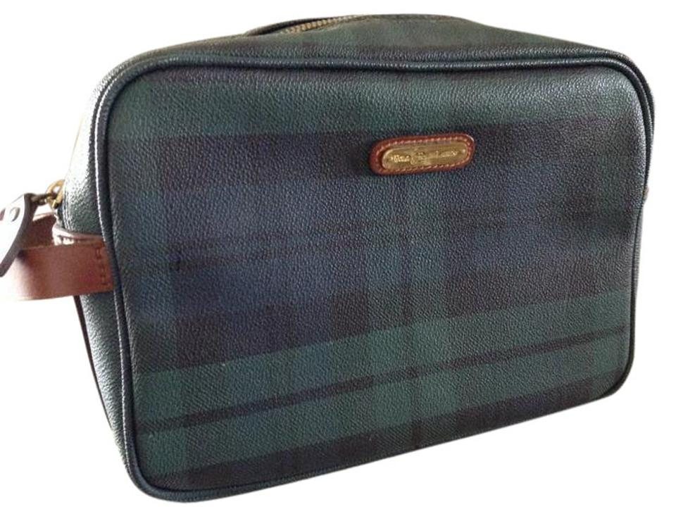 b7662b8faf35 Polo Ralph Lauren Polo Ralph Lauren Blackwatch Plaid cosmetic case Image 0  ...