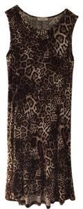 Calvin Klein short dress Leopard Print on Tradesy