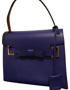 Samantha Thavasa Satchel in Blue