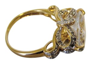Victoria Wieck RARE Victoria Wieck Absolute Diamond Bow Ring 8