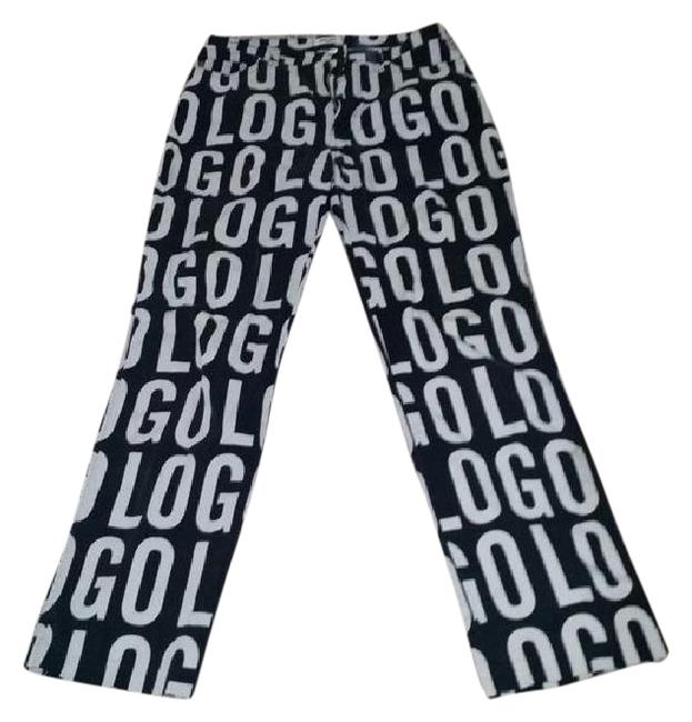 Item - Black and White By Straight Leg Jeans Size 29 (6, M)