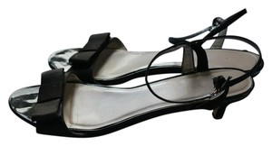 Caparros Black Sandals