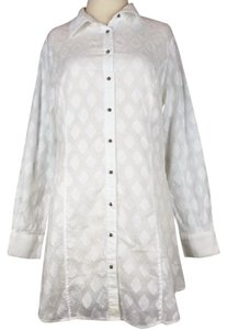 Soft Surroundings Button Front Tunic