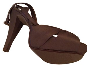 Chinese Laundry taupe Platforms