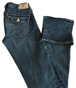 True Religion 'Becky' Jeans Boot Cut Jeans