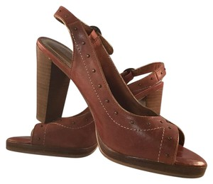 Seychelles Brown Platforms