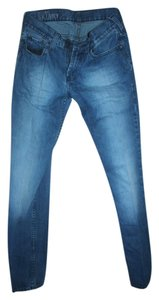 Bullhead Denim Co. Mens Skinny Jeans-Medium Wash