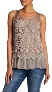 Johnny Was Boho Festival Silk Tunic