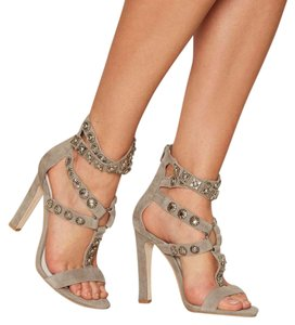 Jeffrey Campbell Taupe Formal