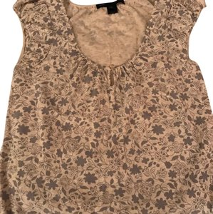 Marc by Marc Jacobs Top beige/grey