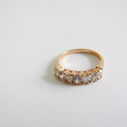Other Baguette & Round Absolute Diamond Ring size 8 Image 4