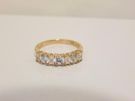 Other Baguette & Round Absolute Diamond Ring size 8 Image 5