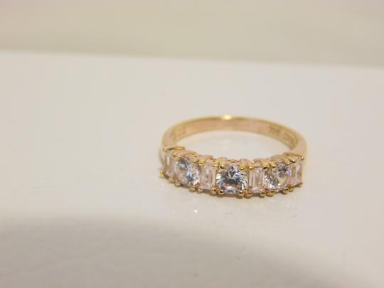 Other Baguette & Round Absolute Diamond Ring size 8 Image 7
