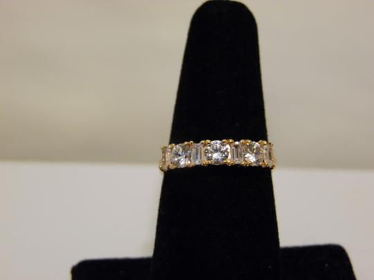 Other Baguette & Round Absolute Diamond Ring size 8 Image 9