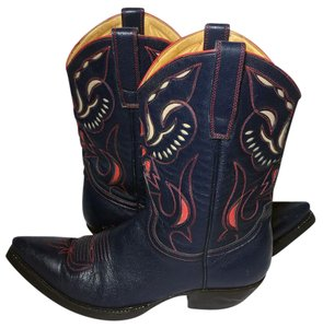 Old Gringo Cowgirl Cowgirl 8.5 Women's 8.5 Blue Boots