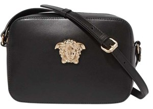 Versace Palazzo Camera Medusa Shoulder Bag