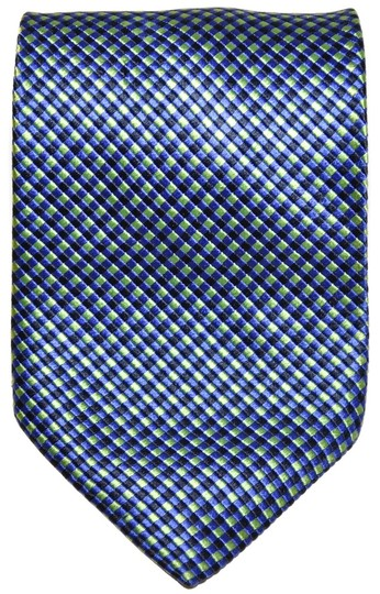 Preload https://item5.tradesy.com/images/kenzo-kenzo-blue-and-green-crosshatch-pattern-all-silk-designer-necktie-tie-made-in-japan-authentic-2084619-0-0.jpg?width=440&height=440