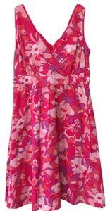 Coldwater Creek short dress Pink on Tradesy