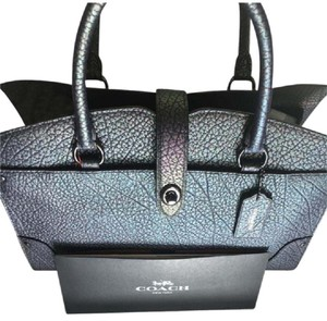 Coach Satchel in Hologram