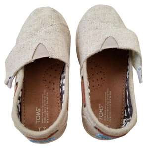 TOMS Tiny Toddler natural Athletic