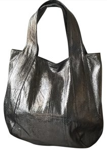 Beirn Tote in Silver