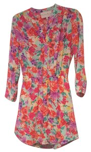 Charles Henry short dress Floral on Tradesy