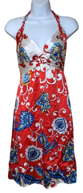 Voom by Joy Han short dress Red White Blue on Tradesy