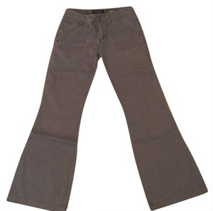 Sanctuary Clothing Flare Pants army green