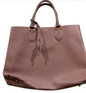 Gianni Notaro Satchel in dusty pink