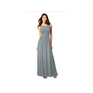 Alfred Angelo Smoke 7298l Smoke Dress