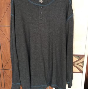 RedHead Wide V-neck Classic Casual Sweater