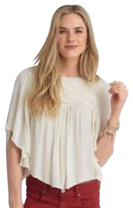 American Eagle Outfitters Top ivory