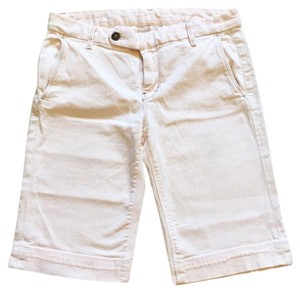 7 For All Mankind Bermuda Shorts light pink