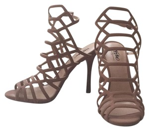 Mossimo Supply Co. Nude tan Sandals