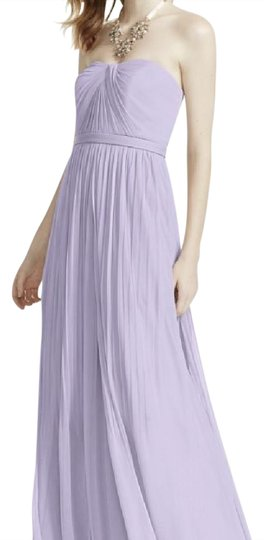 David's Bridal Iris Versa Convertible Mesh Dress - F15782 Dress