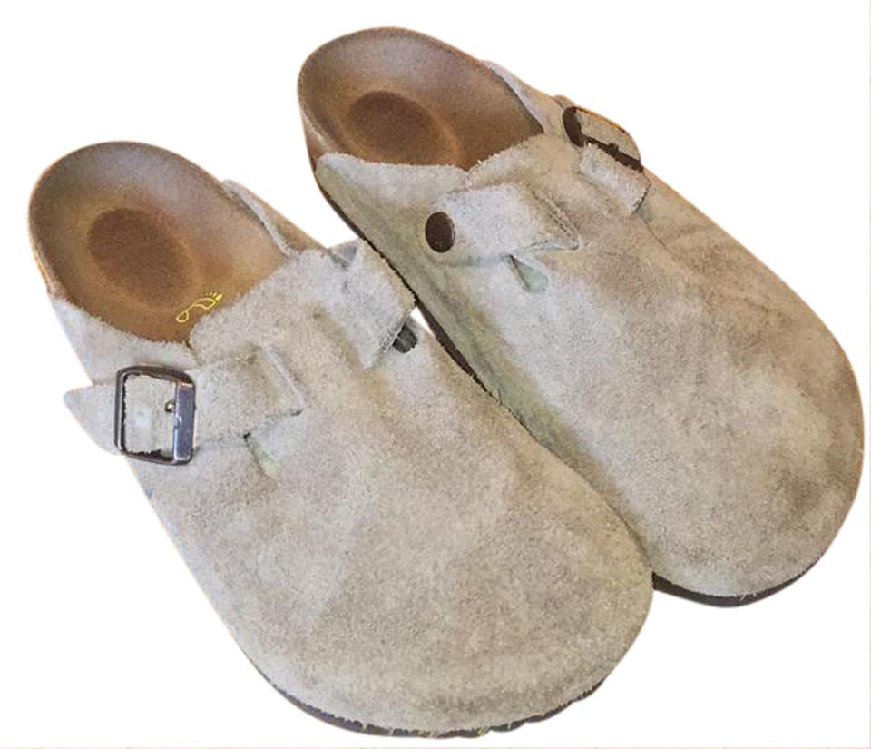 Ladies Birkenstock and Suede Mules/Slides Highly praised and Birkenstock appreciated by the audience of consumers e71367
