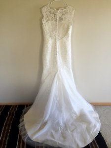 Made To Look Like Bonny Bridal Love 6507 Wedding Dress