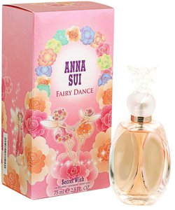 Anna Sui FAIRY DANCE SECRET WISH BY ANNA SUI--MADE IN USA