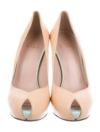 Stuart Weitzman Blush and Mint Pumps Image 0