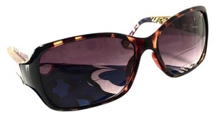 Vera Bradley Sun Reading Glasses African Violet +2.00 Sunglasses