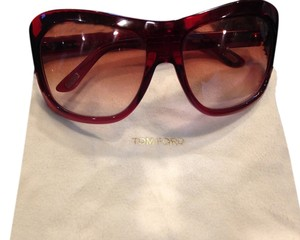 c24529dc09f9 Women s Red Sunglasses - Up to 70% off at Tradesy