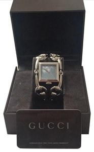 Gucci Gucci signoria mother of pearl watch