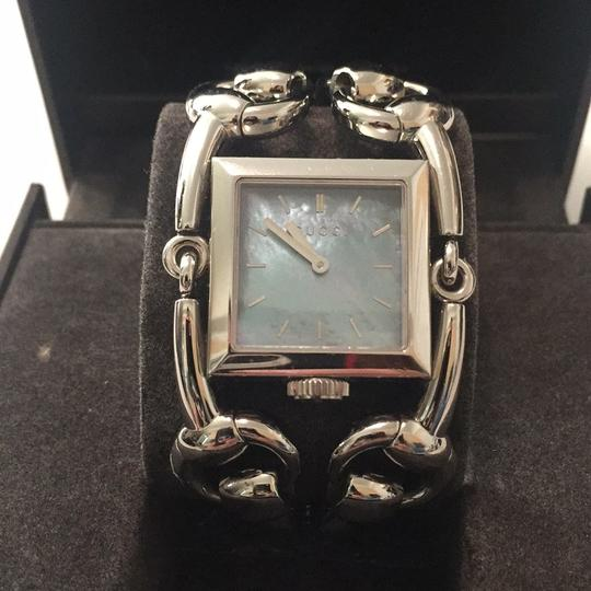 Gucci Gucci signoria mother of pearl watch Image 1