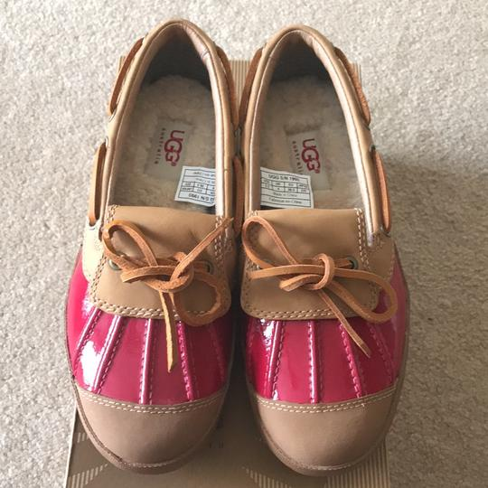 UGG Australia red with chestnut Athletic Image 1